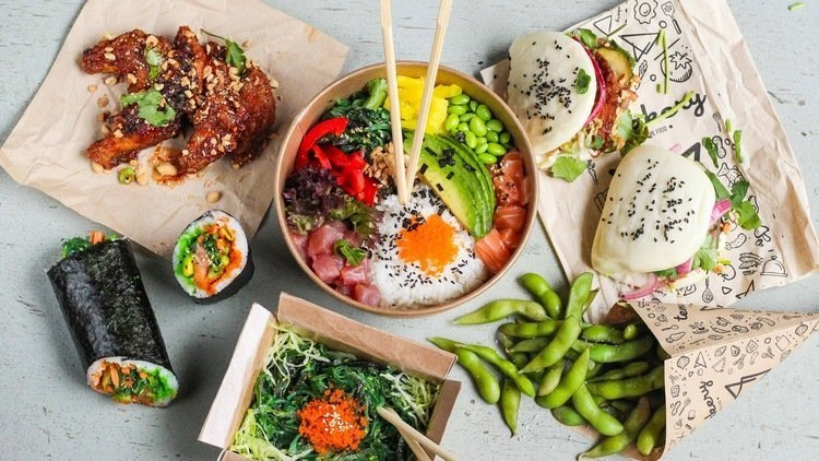 Deliveroo's 100 most popular dishes ordered around the world in 2018
