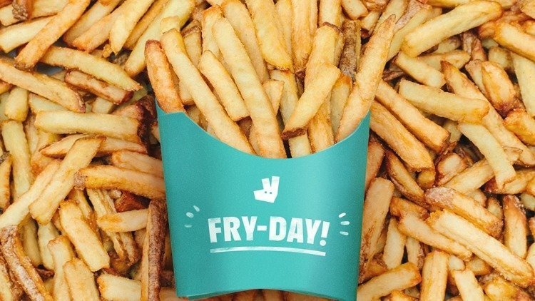Happy Fry-Day! Here's how you can get free fries on Deliveroo