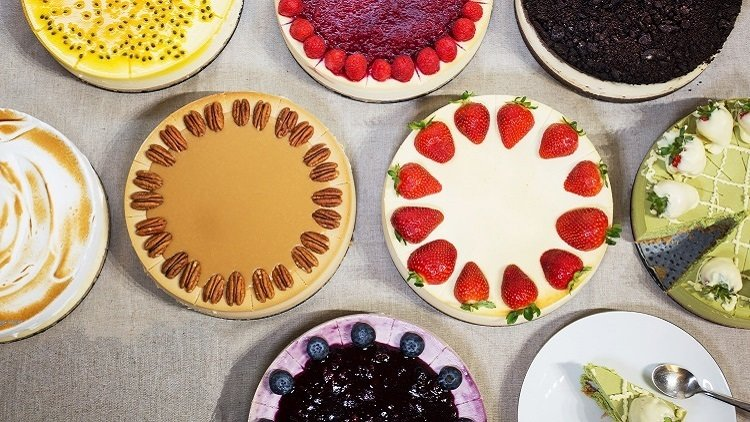 Are You Ready? Les 6 Cheesecakes Les Plus Gourmands