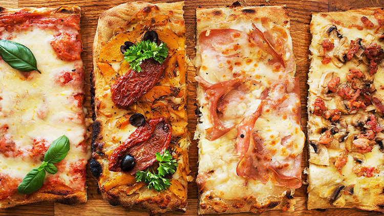 Pizza Fresca Of Een Meat Lover - Wat Jouw Favo Pizza Over Je Zegt