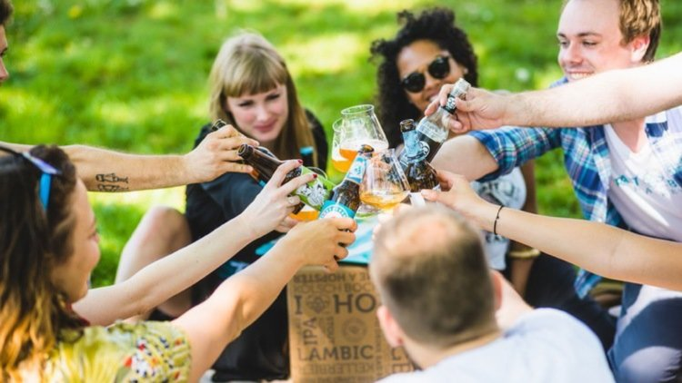Picknick and the city: Mechelen editie